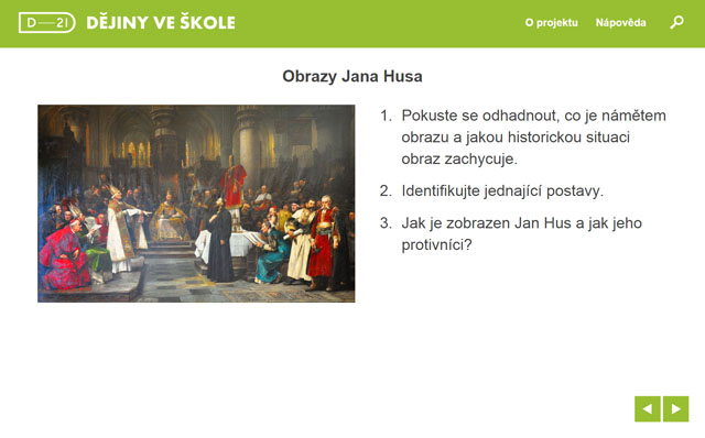 Dejiny Ve Skole